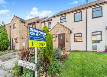 Thumbnail 3 bed terraced house for sale in Fen Street, Stilton, Peterborough