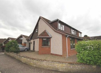 Thumbnail 4 bed semi-detached house for sale in 4, Tarvit Gardens, Cupar, Fife