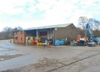 Thumbnail Industrial to let in Former Metal & Waste House, Lightmoor Road, Telford, Shropshire
