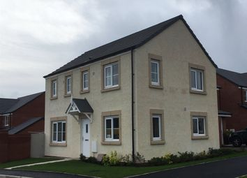 "Thumbnail 3 bed detached house for sale in ""The Clayton "" at Cumwhinton Road, Carleton, Carlisle"