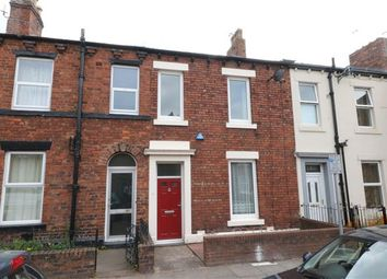 Thumbnail 3 bed terraced house for sale in Myddleton Street, Carlisle, Cumbria