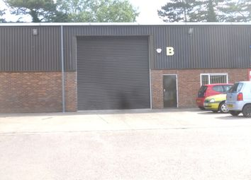 Thumbnail Light industrial to let in To Let - Unit B, Beaver Centre, Ashburton Ind Estate, Ross On Wye
