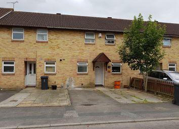 Thumbnail 3 bed terraced house to rent in Holbein Close, Swindon, Wiltshire