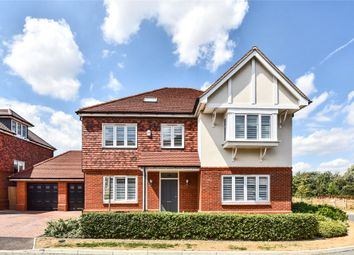 Thumbnail 6 bed detached house for sale in Cuckoo Crescent, Blackwater, Camberley