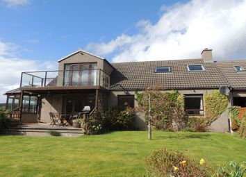 Thumbnail 3 bed detached house for sale in Mosstowie, Elgin