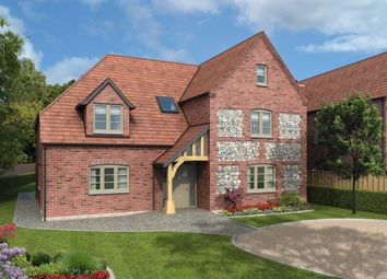 Thumbnail 5 bed detached house for sale in Busgrove Lane, Stoke Row