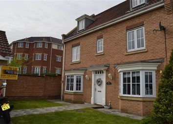 Thumbnail 5 bed detached house for sale in Greendale Drive, Manchester