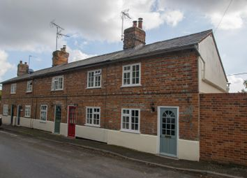 High Road, Brightwell Cum Sotwell, Wallingford OX10. 2 bed end terrace house for sale