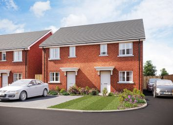 Thumbnail 3 bed semi-detached house for sale in Walsingham Drive, Daventry