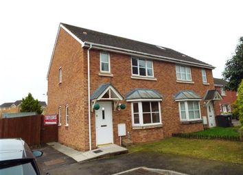 Thumbnail 3 bed semi-detached house for sale in Clos Chappell, St. Mellons, Cardiff