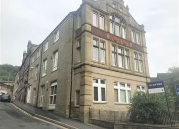 Thumbnail 2 bed flat for sale in Rise Lane, Todmorden