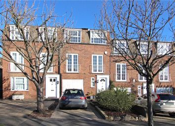 4 bed terraced house to rent in Newstead Way, London SW19