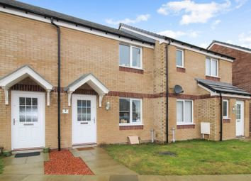 Thumbnail 2 bed terraced house for sale in Highland Close, Stewarton
