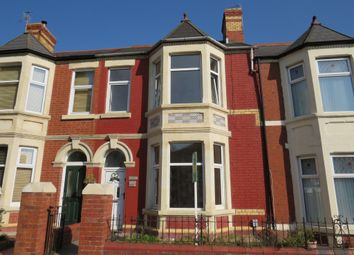 Thumbnail 4 bedroom terraced house for sale in Court Road, Barry