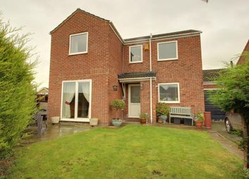 Thumbnail 4 bed link-detached house for sale in Kingstonia Gardens, Ripon