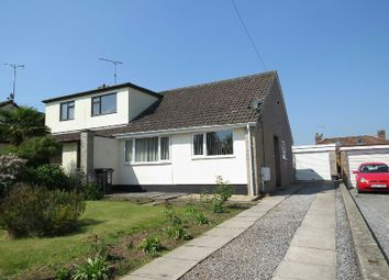 Thumbnail 2 bed semi-detached bungalow for sale in Wimblestone Road, Winscombe
