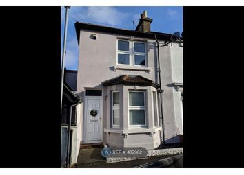 Thumbnail 3 bed end terrace house to rent in Clarence Road, St. Leonards-On-Sea