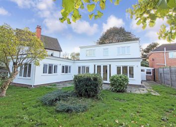 Thumbnail 4 bed detached bungalow for sale in Pirton Lane, Churchdown, Gloucester