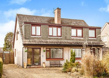 Thumbnail 3 bed semi-detached house for sale in Oakbank Road, Perth