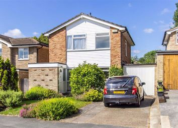 Thumbnail 3 bedroom detached house for sale in Silkham Road, Oxted, Surrey