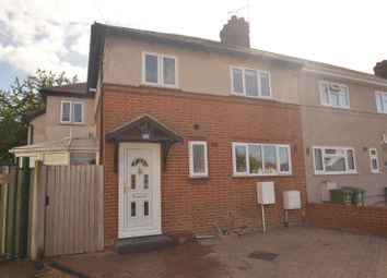 Thumbnail 4 bed end terrace house for sale in Crescent Road, Dagenham