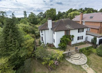 Thumbnail 5 bed detached house for sale in The Drive, Coombe Hill