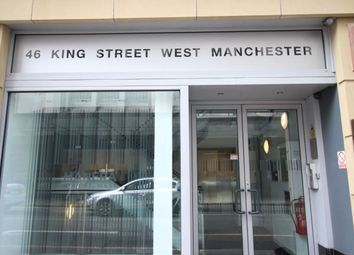 Thumbnail 2 bed flat to rent in King Street West, Manchester