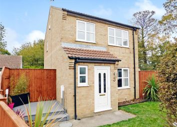 Thumbnail 3 bed detached house for sale in Tonglet Close, Skegness