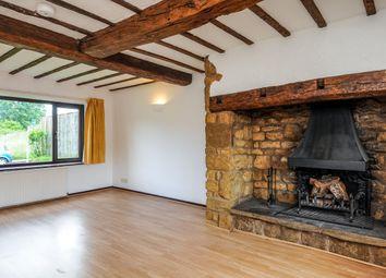 Thumbnail 4 bed detached house to rent in Chapel Lane, Little Bourton, Banbury