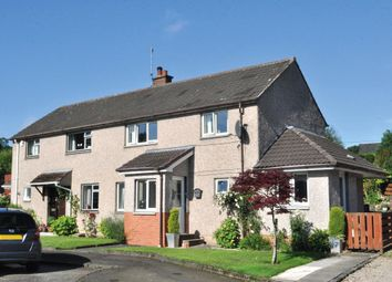 Thumbnail 3 bed semi-detached house for sale in Mill Quadrant, Croftamie, Glasgow