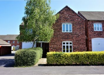 Thumbnail 4 bed detached house for sale in Landfall Drive, Hebburn