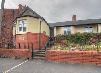 Thumbnail 1 bed terraced house to rent in Aged Miners Homes, Quarrington Hill, Durham