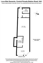 Thumbnail Commercial property for sale in Central Parade, Station Road, Harrow