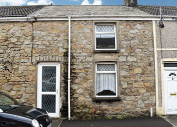 2 bed terraced house for sale in Pen-Y-Fai Road, Aberkenfig, Bridgend. CF32