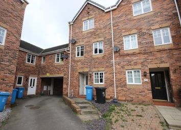 Thumbnail 4 bed terraced house to rent in Haigh Park, Kingswood, Hull