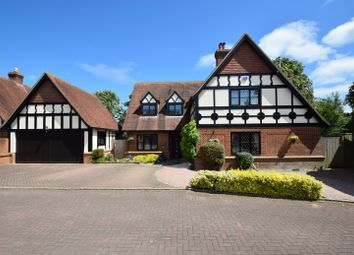 Thumbnail 4 bed detached house for sale in The Paddock, Chilton, Didcot