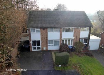 Thumbnail 3 bedroom semi-detached house for sale in Watersmeet, Harlow, Essex