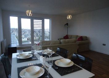 Thumbnail 1 bed flat to rent in Kimmerghame Place, Crewe Toll, Edinburgh
