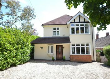 Thumbnail 4 bed detached house for sale in Roman Road, Ingatestone