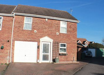 Thumbnail 4 bed end terrace house for sale in Howerts Close, Warsash, Southampton