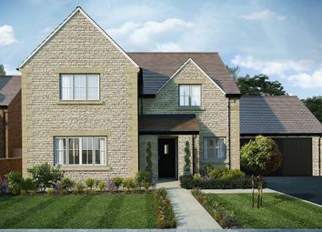 "Thumbnail 4 bed detached house for sale in ""Longville House"" at Willow Bank Road, Alderton, Tewkesbury"