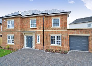 Thumbnail 4 bed detached house for sale in St Georges Avenue, Weybridge