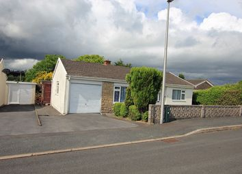 Thumbnail 2 bed detached bungalow for sale in Manor Crescent, Llanllwch, Carmarthen, Carmarthenshire