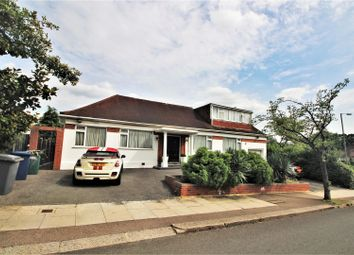 Thumbnail 3 bed detached bungalow for sale in Highview Avenue, Edgware