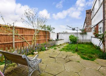 Thumbnail 2 bed flat for sale in Mynchens, Basildon, Essex
