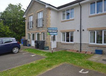 Thumbnail 2 bedroom flat for sale in Station Road, Bannockburn, Stirling