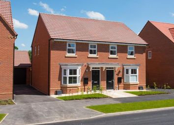"Thumbnail 3 bedroom end terrace house for sale in ""Archford"" at Kingston Way, Market Harborough"