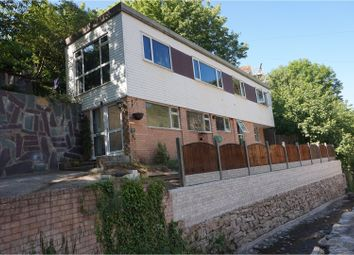 Thumbnail 3 bed detached house for sale in The Dingle, Colwyn Bay