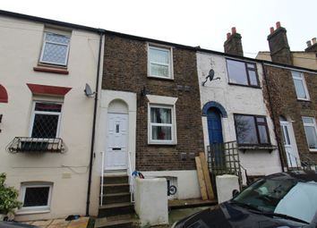 2 bed terraced house for sale in Mount Pleasant, Chatham ME5