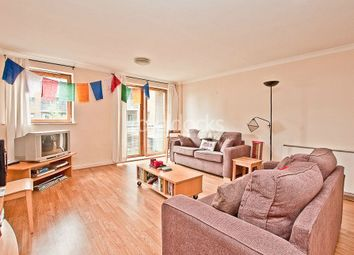 Thumbnail 2 bed flat to rent in Meridian Place, London, London